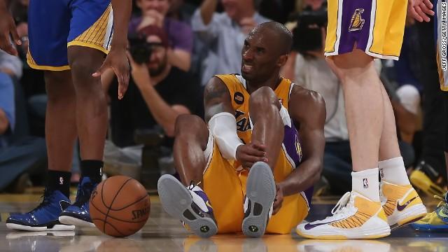 Kobe's Achilles Heel