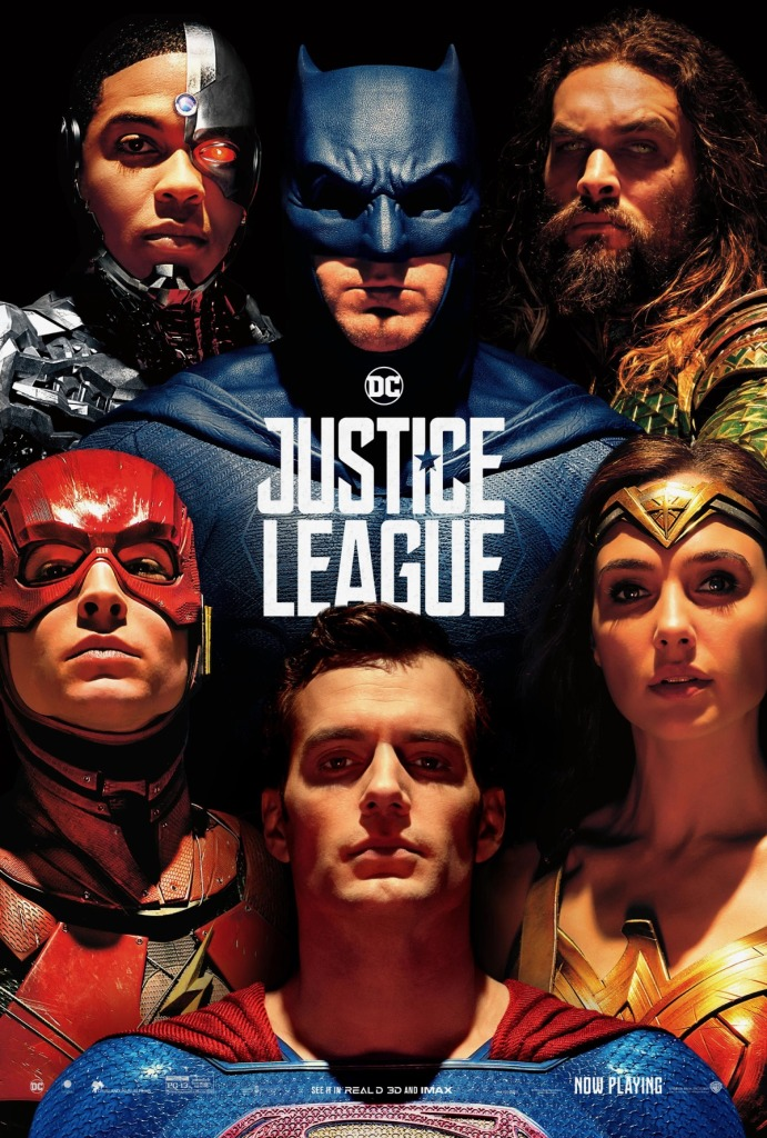Alex Ross-style poster
